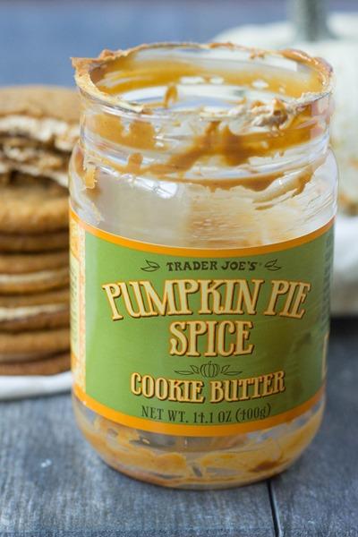 Pumpkin spice cookie butter! get it asap!!